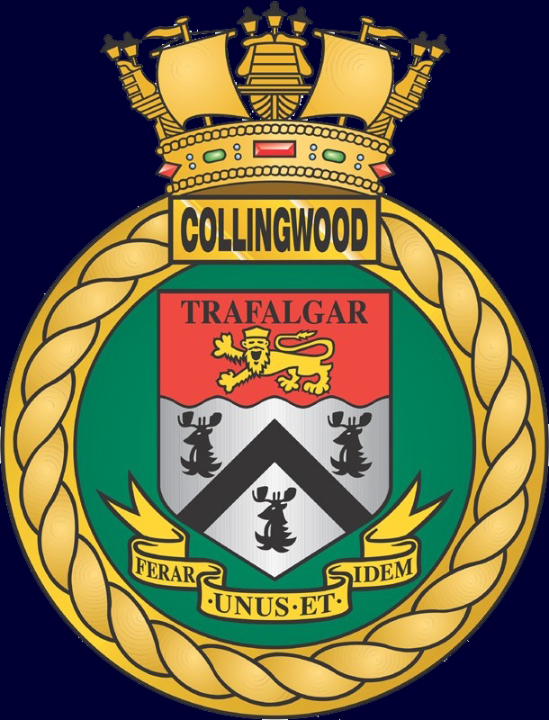HMS Collingwood OA - Establishment Story